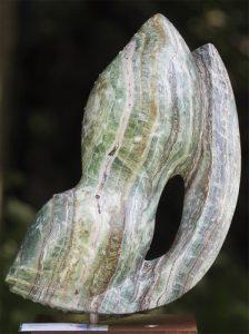 Cocoon in Onyx verde